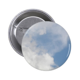 Fluffy Clouds Button