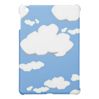 Fluffy Clouds Case Case For The iPad Mini