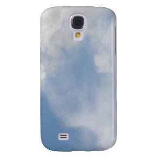 Fluffy Clouds  Galaxy S4 Case