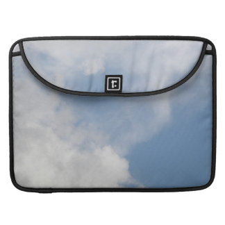 Fluffy Clouds MacBook Pro Sleeve