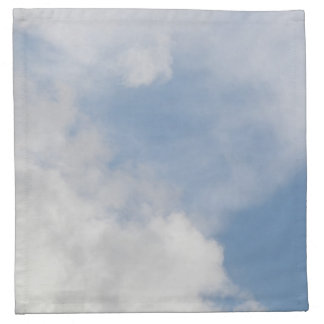 Fluffy Clouds Napkin