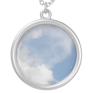 Fluffy Clouds Necklace