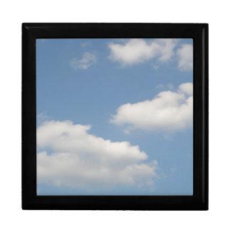 Fluffy Cumulus Clouds Gift Box