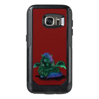 Fluffy Dragon Pony OtterBox Samsung Galaxy S7 Case
