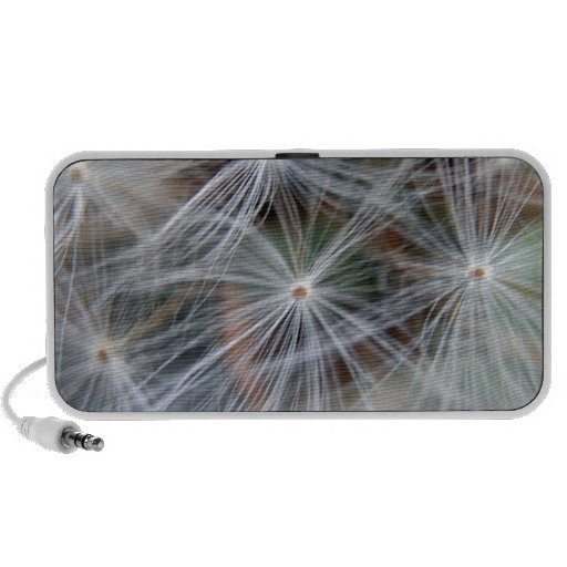 Fluffy (Parachute) Dandelion Seeds Portable Speaker