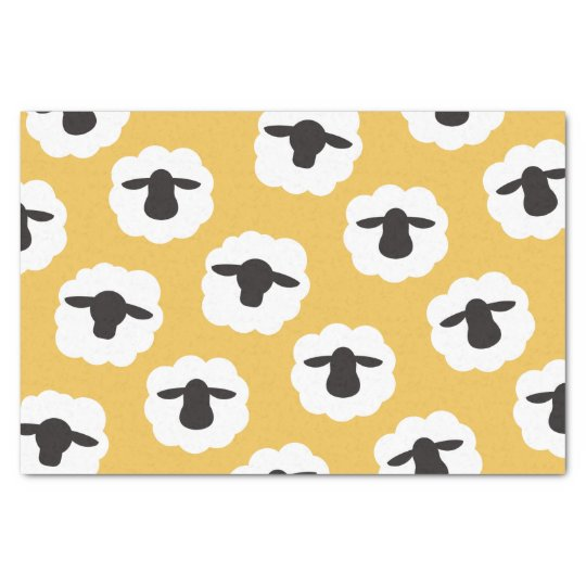 Fluffy Sheep Fibre Love Crafts {Any Colour} Tissue