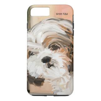 """""""Fluffy Shih Tzu"""" iPhone 7 Plus Case"""