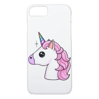 Fluffy Unicorns Iphone Case