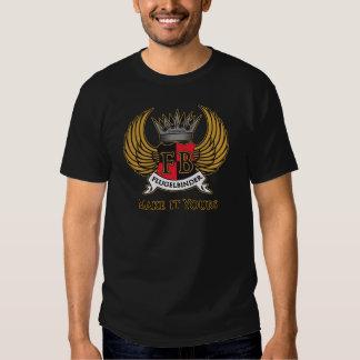 Flugelbinder Make It Yours Dark Apparel Shirt
