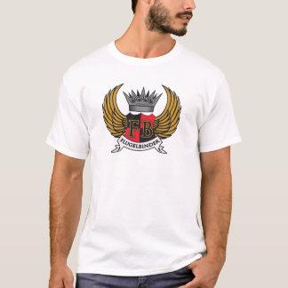 Flugelbinder Shield Logo Light Apparel T-Shirt