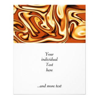 fluid art 01 golden flyer