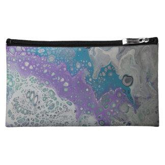 Fluid Art Make-up Case Makeup Bag
