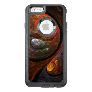 Fluid Connection Abstract Art Commuter OtterBox iPhone 6/6s Case