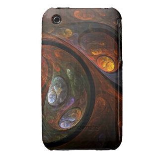 Fluid Connection Abstract Art iPhone 3G / 3GS iPhone 3 Case-Mate Cases