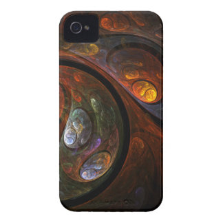 Fluid Connection Abstract Art iPhone 4 / 4S iPhone 4 Case-Mate Case