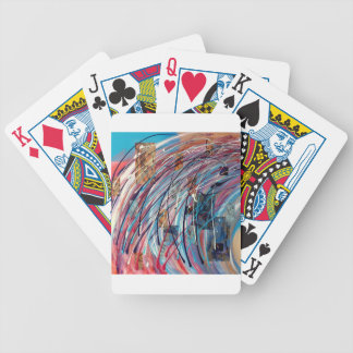 Fluid Motion jpg Bicycle Poker Cards
