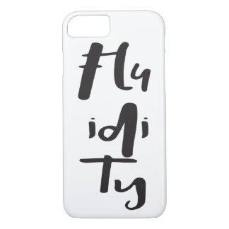 Fluidity LGBT Pride iPhone 7 Case