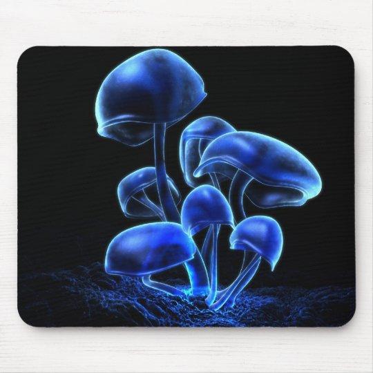 Fluorescence (2009) Blue Mousepad