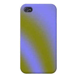 Fluorescent Clouds  Case For The iPhone 4