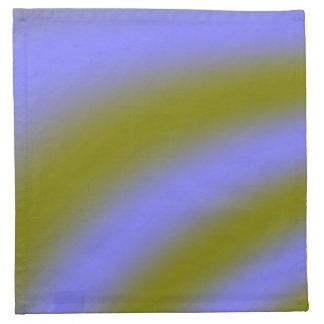 Fluorescent Clouds Napkin