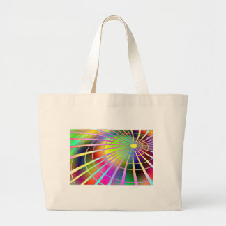 fluorescent image tote bags