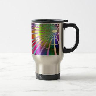 fluorescent image mug