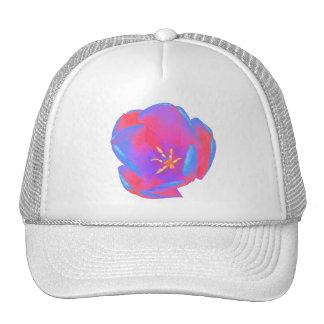 Fluorescent Tulip Hat
