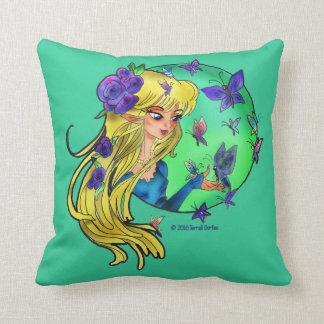 Flurry of Butterflies American MoJo Pillow