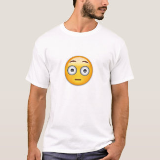 Blushing Face Emoji Gifts - T-Shirts, Art, Posters & Other Gift ...