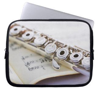 Flute 2 laptop sleeve