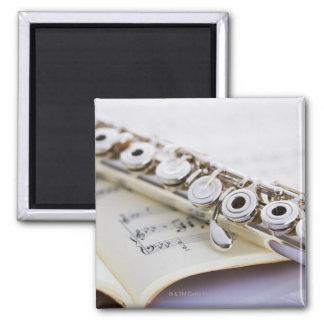 Flute 2 magnet