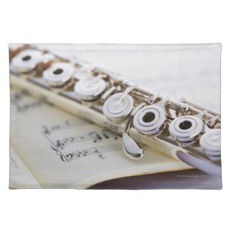 Flute 2 placemat