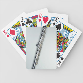 Flute 3 bicycle playing cards
