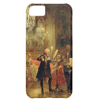 Flute Concert with Frederick the Great iPhone 5C Case