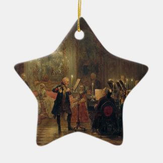 Flute Concert with Frederick the Great Sanssouci Ornaments