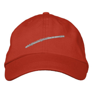 Flute Embroidered Hat