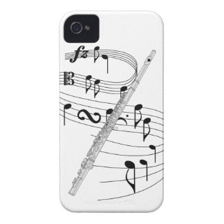 Flute iPhone 4 Cover