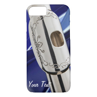 Flute iphone Cover for Flute Musician Add Your Own