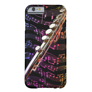 Flute is my Passion_ Barely There iPhone 6 Case