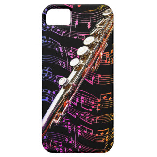 Flute is my Passion_ iPhone 5 Case