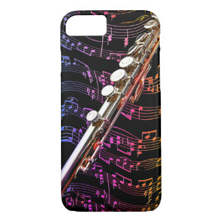 Flute is my Passion_ iPhone 8/7 Case