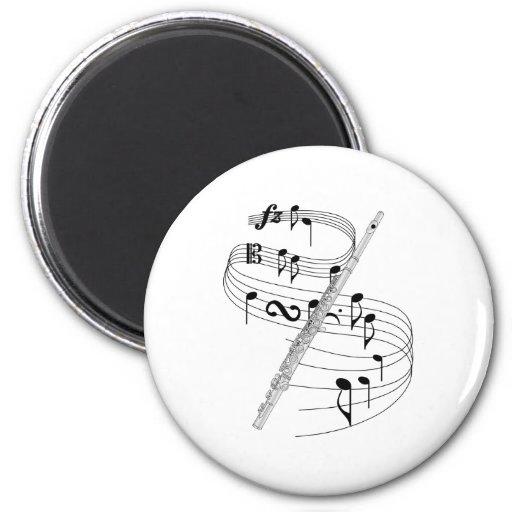 Flute Magnets
