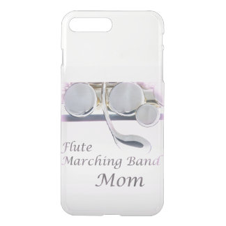 Flute Marching Band Mom Smart Phone Cover
