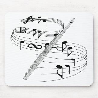 Flute Mouse Mat
