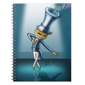 Flute Notebook