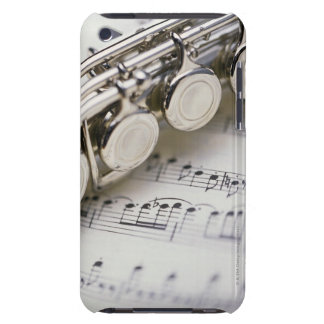 Flute on Sheet Music iPod Touch Covers