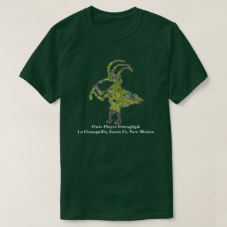 Flute Player Petroglyph Shirt