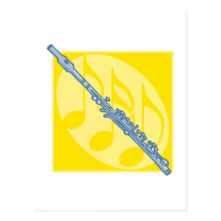 Flute Post Cards