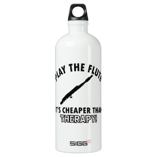 flute  therapy design SIGG traveller 1.0L water bottle