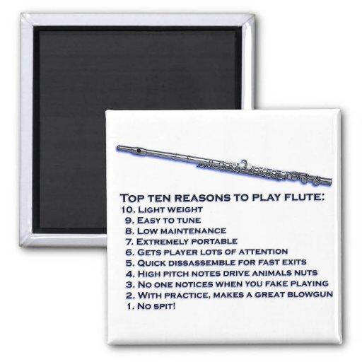Flute Top 10 Magnets